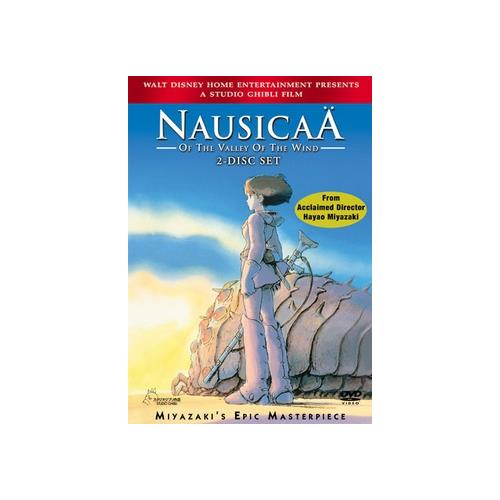 NAUSICAA OF THE VALLEY OF THE WIND (DVD/2 DISC) 786936175240
