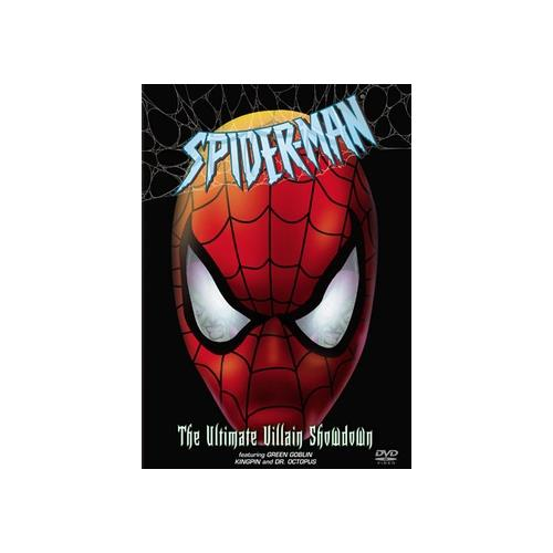 SPIDERMAN-ULTIMATE VILLIAN SHOWDOWN (DVD) 786936179385