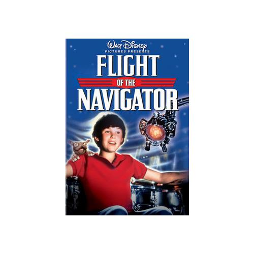 FLIGHT OF THE NAVIGATOR (DVD) 786936233612