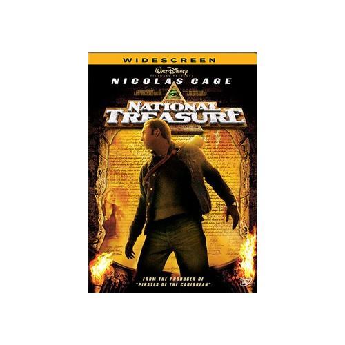 NATIONAL TREASURE (DVD/WS 2.39/FR-BOTH/SP-SUB) 786936242928