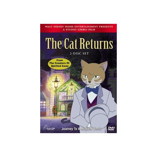 CAT RETURNS (DVD/2 DISC) 786936268836