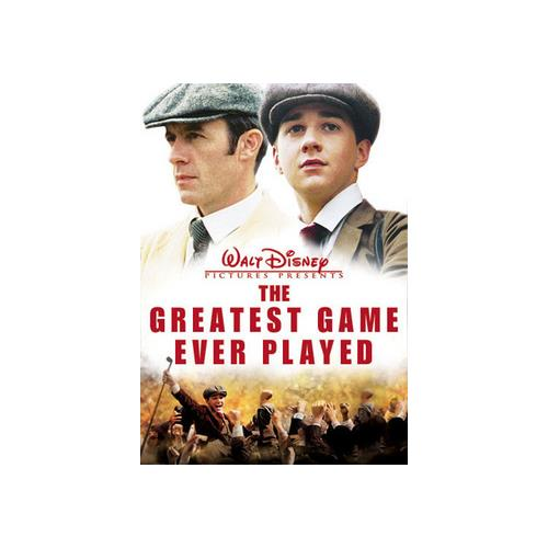 GREATEST GAME EVER PLAYED (DVD/WS) 786936277920