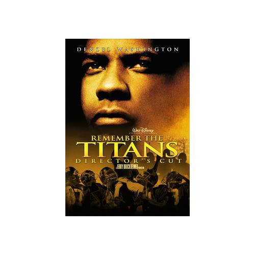 REMEMBER THE TITANS (UNRATED EXTENDED CUT) (DVD) 786936701852