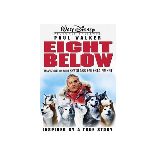 EIGHT BELOW (DVD/FF) 786936709889
