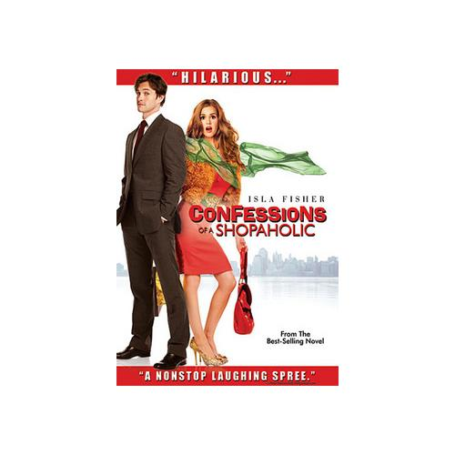 CONFESSIONS OF A SHOPAHOLIC (DVD/WS 2.40/DD 5.1/SP-FR-BOTH) 786936756296