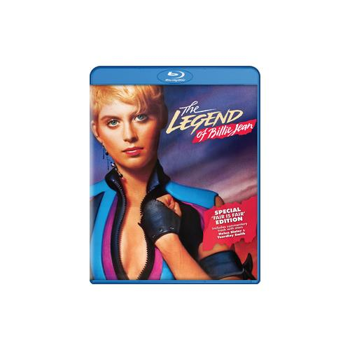 LEGEND OF BILLIE JEAN-FAIR IS FAIR EDITION (BLU-RAY) 683904632098