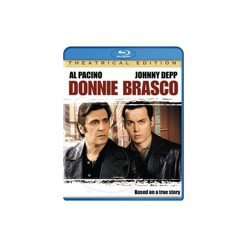 DONNIE BRASCO (BLU-RAY) 683904632135