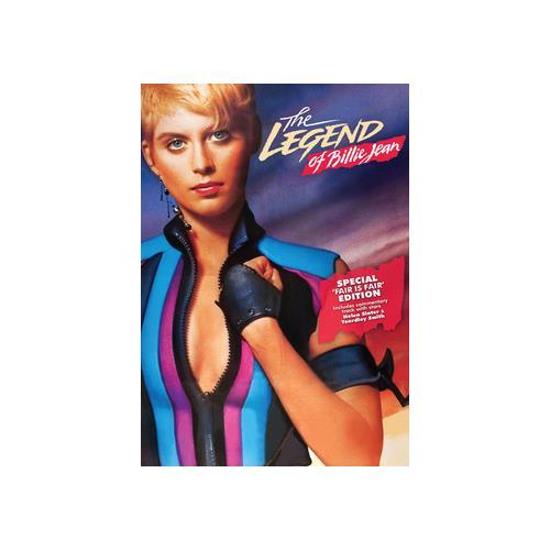 LEGEND OF BILLIE JEAN-FAIR IS FAIR EDITION (DVD) 683904535504