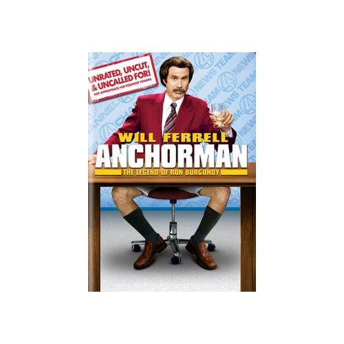 ANCHORMAN-LEGEND OF RON BURGUNDY DVD/WS/UR/DOL DIG 5.1 SUR/ENG 678149167726