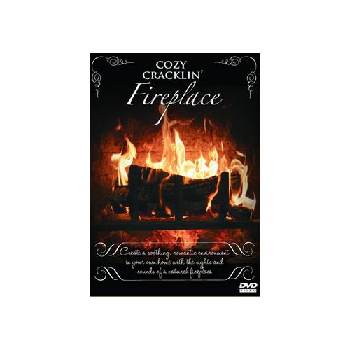 COZY CRACKLIN FIREPLACE (DVD) (2001-2002) 11301657930