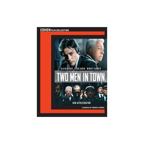 TWO MEN IN TOWN (BLU RAY) 741952794394