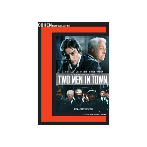 TWO MEN IN TOWN (DVD) 741952794295