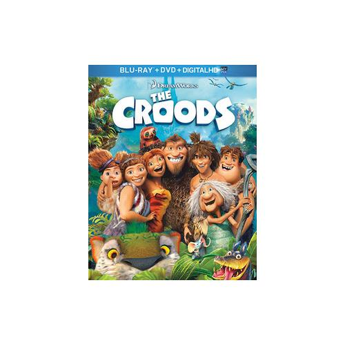 CROODS (BLU-RAY/DVD/DC/WS-2.35/ENG SDH-SP-FR SUB) 24543861430