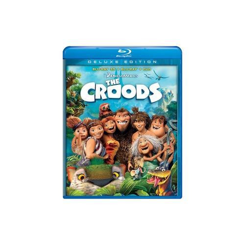CROODS (BLU-RAY/3D/DVD/DC/WS-2.35/ENG SDH-SP-FR SUB) (3-D) 24543861485