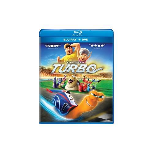 TURBO (BLU-RAY/DVD/DC/UV/WS-2.35/ENG-FR-SP SUB) 24543870814