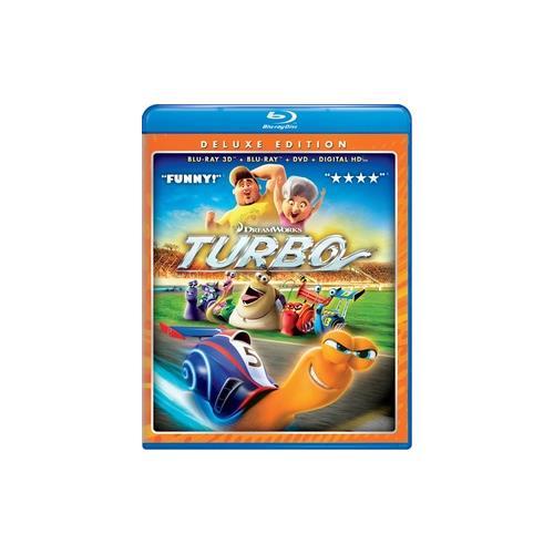 TURBO (BLU-RAY/3D/DVD/DC/UV/ENG SDH-SP-FR SUB/WS-2.35) (3-D) 24543870906