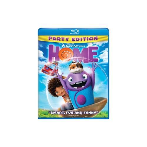 HOME (2015/BLU-RAY/DVD/DIGITAL HD/2 DISC) 24543951568