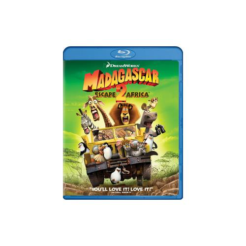 MADAGASCAR-ESCAPE 2 (BLU RAY/DVD COMBO/2 DISC/WS) 97361099941