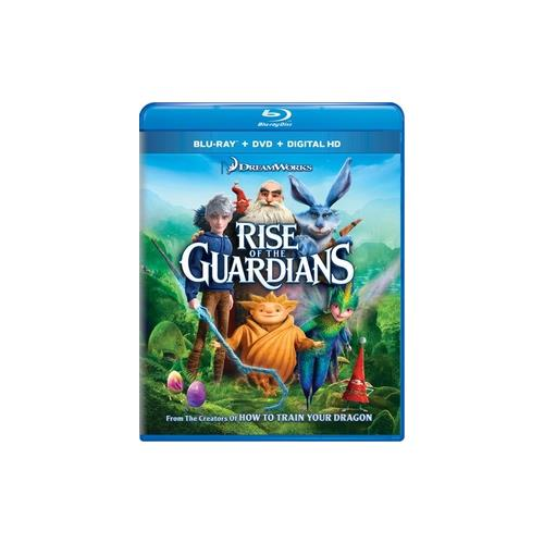 RISE OF THE GUARDIANS (BLU-RAY/DVD/DC/UV/2 DISC COMBO) 97361700847