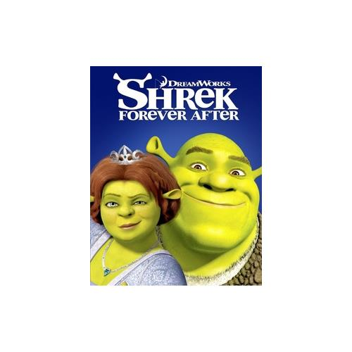 SHREK 4 FOREVER AFTER  (BLU RAY/WS) 97360825244