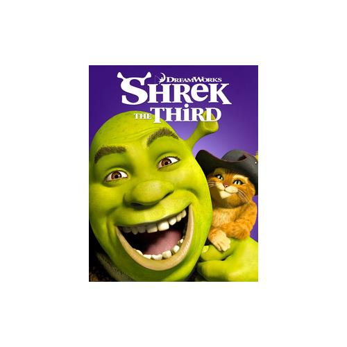 SHREK THE THIRD (BLU RAY/DVD/2 DISC COMBO) 97361454948