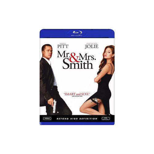 MR & MRS SMITH (2005) BLU-RAY (WS-2.35/ENG-SP SUB/SAC) 24543427797