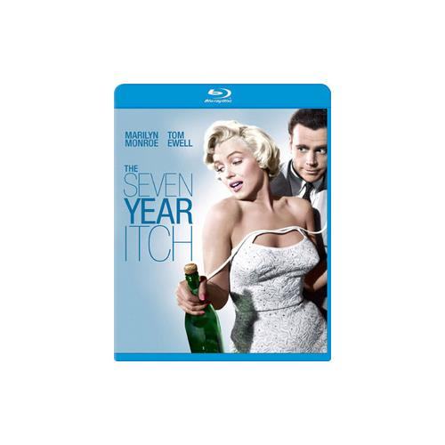 SEVEN YEAR ITCH (BLU-RAY/WS-2.55/ENG-SP SUB) 24543548850