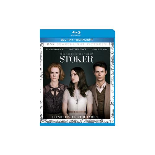 STOKER  (BLU-RAY/WS-2.40/ENG-SP SUB) 24543791768