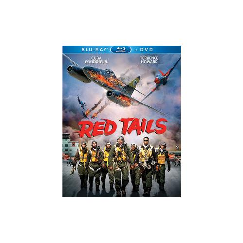 RED TAILS (BLU-RAY/DVD/2 DISC/WS-2.40/ENG-FR-SP SUB) 24543792055