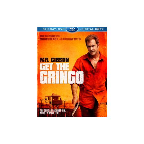 GET THE GRINGO (BLU-RAY/DVD/WS-2.40/ENG-SP SUB) 24543812159