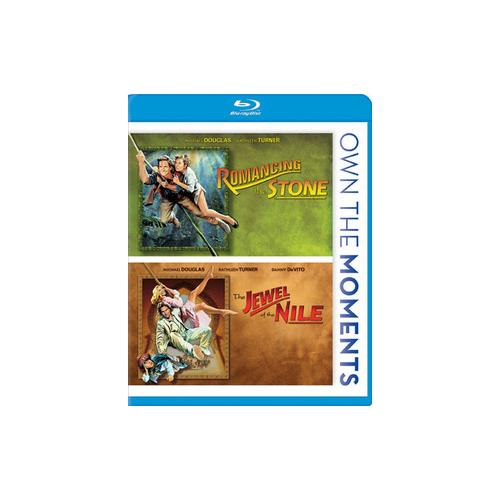 ROMANCING THE STONE/JEWEL OF THE NILE (BLU-RAY/DBFE/WS) 24543816249