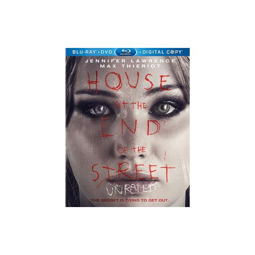 HOUSE AT THE END OF THE STREET (BLU-RAY/DVD/DC/WS-2.40/ENG-SP SUB) 24543816867