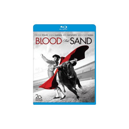 BLOOD & SAND (BLU-RAY/FS-1.33/ENG SDH-SP SUB) 24543873174
