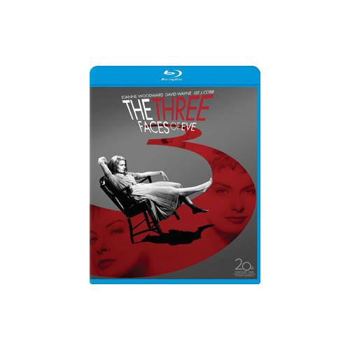 THREE FACES OF EVE (BLU-RAY/WS-2.35/ENG-SP SUB) 24543873211