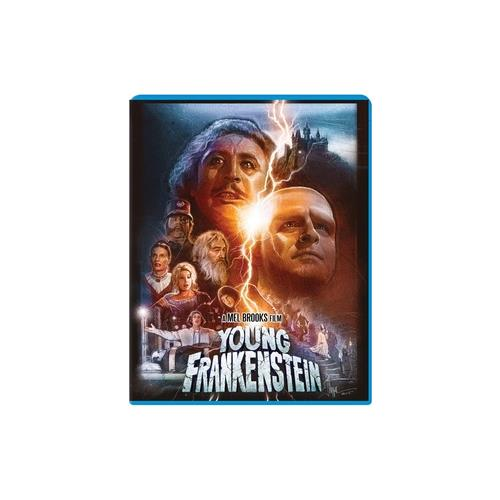 YOUNG FRANKENSTEIN-40TH ANNIVERSARY (BLU-RAY/WS-1.85/ENG-SDH-SP SUB) 24543880066