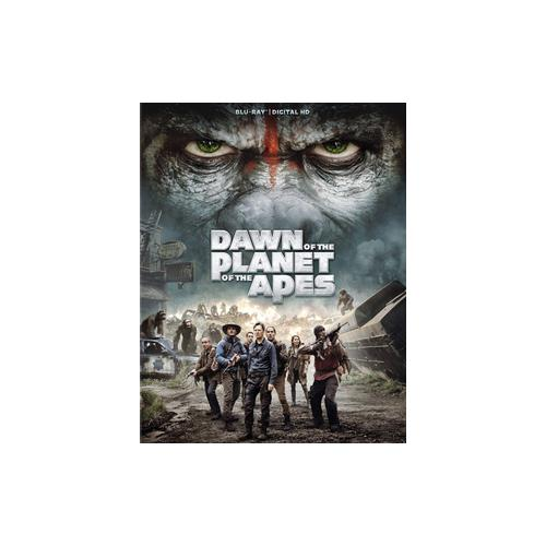 DAWN OF THE PLANET OF THE APES (BLU-RAY/DHD/WS-1.85/ENG SDH-SP-FR SUB) 24543888246
