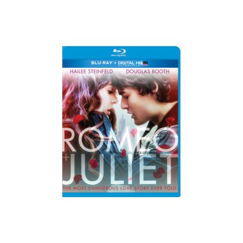 ROMEO & JULIET (2013/BLU-RAY/UV/WS-2.40/2 DISC) 24543893929