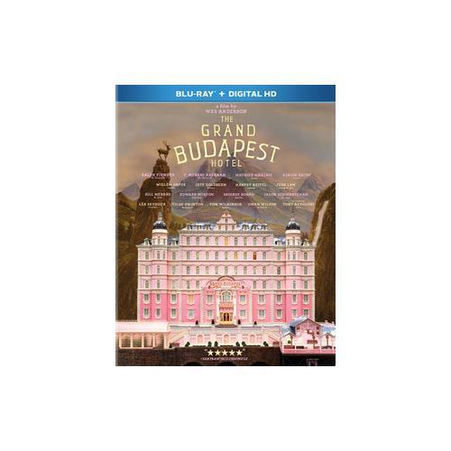 GRAND BUDAPEST HOTEL (BLU-RAY/UV/DHD/WS-1.85/ENG SDH-SP-FR SUB) 24543897439