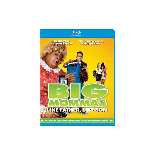 BIG MOMMAS-LIKE FATHER LIKE SON (BLU-RAY/P&S/SAC) 24543927150