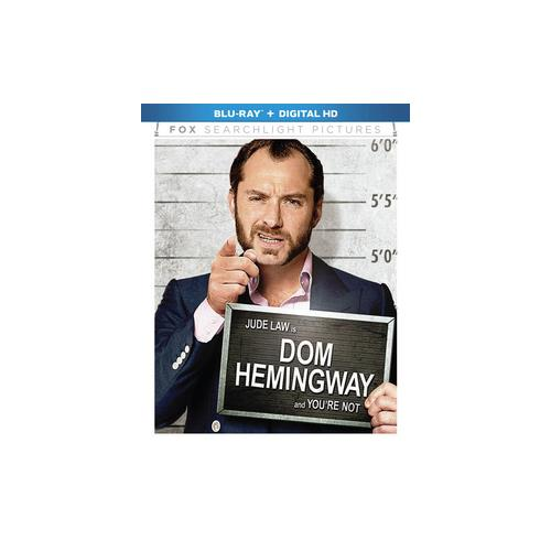 DOM HEMINGWAY (BLU-RAY/DTS-HD 5.1/WS-2.35) 24543928225