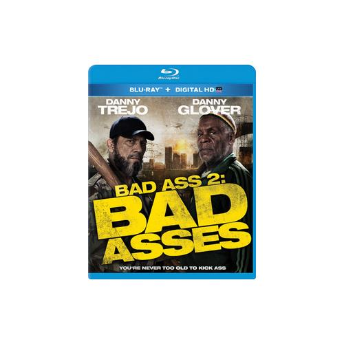 BAD ASS 2-BAD ASSES (BLU-RAY/DIGITAL HD/WS-1.78/ENG-SP SUB) 24543944270