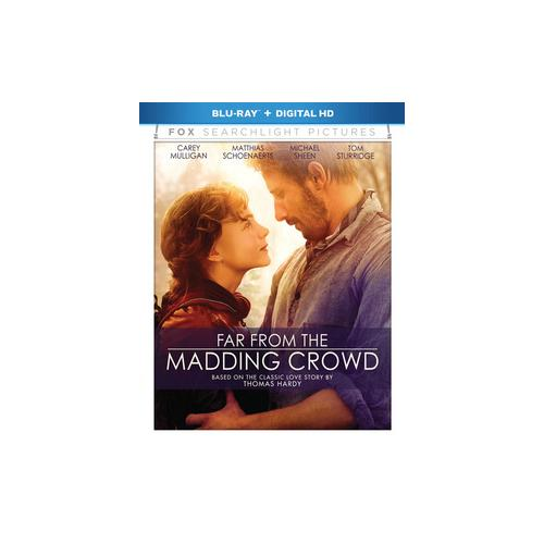 FAR FROM THE MADDING CROWD (2015/BLU-RAY/DIGITAL HD) 24543955177