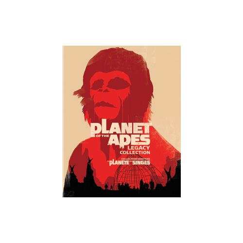 PLANET OF THE APES-LEGACY COLLECTION (BLU-RAY/WS/3 DISC/RE-PKGD) 24543763147