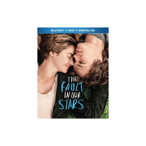 FAULT IN OUR STARS (BLU-RAY/DVD/DHD/2 DISC/WS-1.85) 24543968740