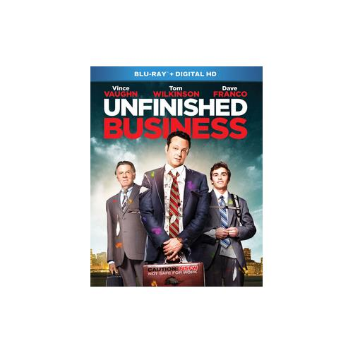 UNFINISHED BUSINESS (BLU-RAY/DIGITAL HD/WS-2.40/ENG-SDH-SP-FR SUB) 24543968887