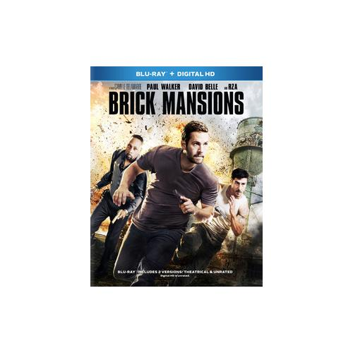 BRICK MANSIONS (BLU-RAY/DHD/WS-2.39/ENG-SP SUB) 24543969327