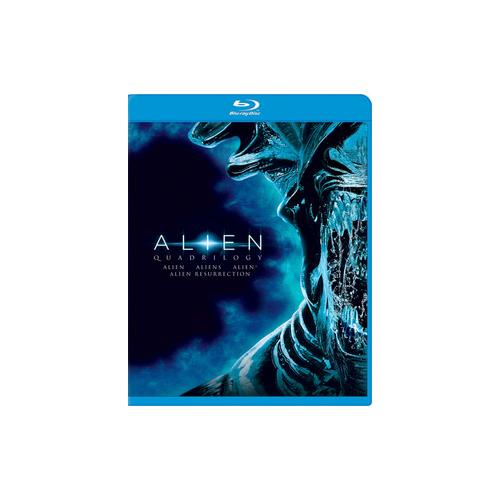 ALIEN ANTHOLOGY (BLU-RAY/6 DISC/WS/ENG-FR-SP SUB/SAC/RE-PKGD) 24543985358