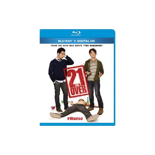 21 & OVER (BLU-RAY/P&S/RE-PKGD) 24543994190
