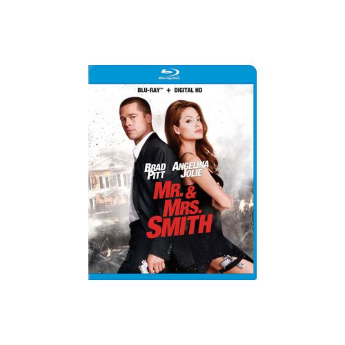 MR & MRS SMITH (BLU-RAY/WS/RE-PKGD) 24543039501