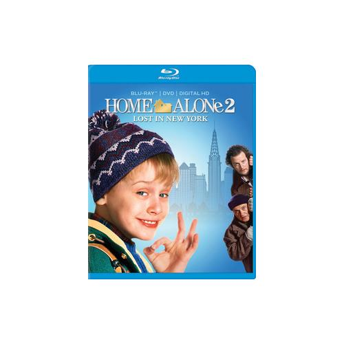 HOME ALONE 2-LOST IN NEW YORK (BLU-RAY/DVD/DIGITAL HD/2 DISC/RE-PKGD) 24543076834